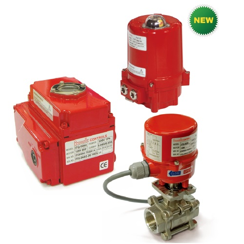 ITQ Electric Actuator (Economy Style)