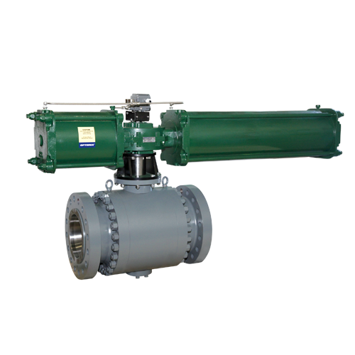 OpTB™ Trunnion Ball Valve