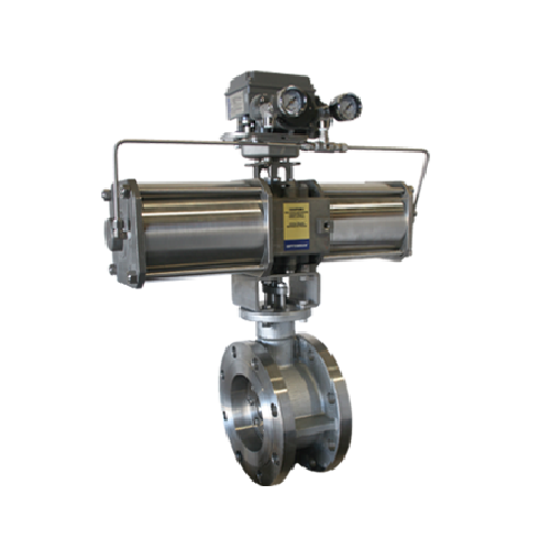 OpTE™ Triple Eccentric Butterfly Valve