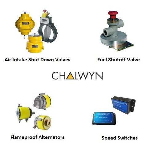 CHALWYN – Diesel Engine Safety Solutions